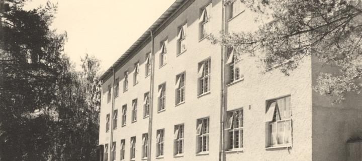 Harjamäen Sairaala